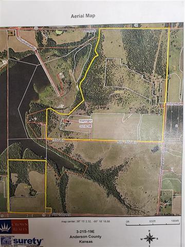 00000 Rt 2 Road, Garnett, KS 66032 (#2139172) :: Edie Waters Network
