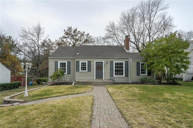 4436 N Chestnut Avenue, Kansas City, MO 64117 (#2139174) :: Kansas City Homes