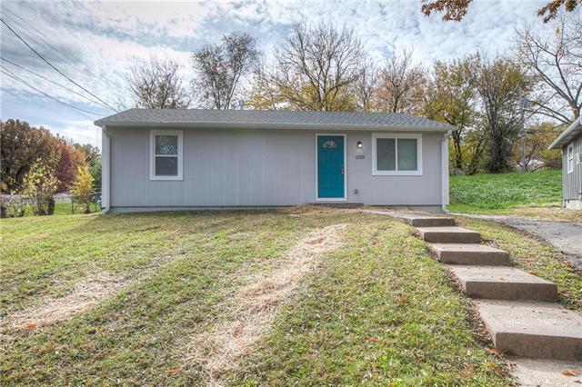 1220 NE 45th Place, Kansas City, MO 64116 (#2139215) :: Kansas City Homes