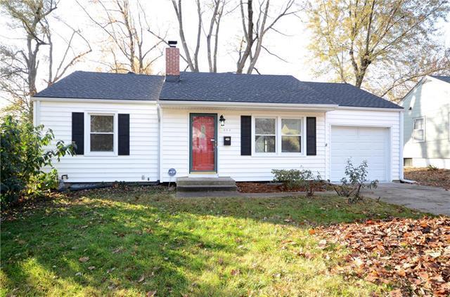 603 W 88th Street, Kansas City, MO 64114 (#2139230) :: Kansas City Homes