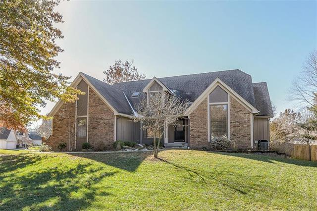11436 W 105TH Terrace, Overland Park, KS 66214 (#2139234) :: Kansas City Homes
