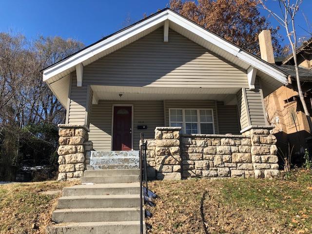 4314 Paseo Boulevard, Kansas City, MO 64110 (#2139240) :: Kansas City Homes