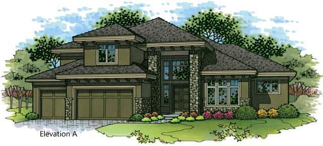 4010 W 156th Terrace, Overland Park, KS 66224 (#2139258) :: Char MacCallum Real Estate Group