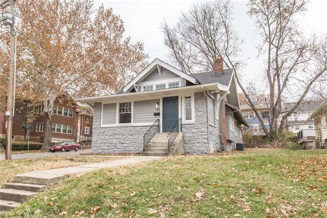 5501 Charlotte Street, Kansas City, MO 64110 (#2139288) :: Char MacCallum Real Estate Group