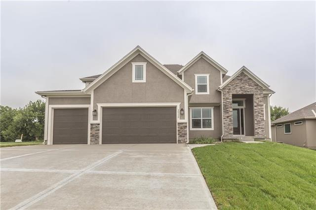 20320 W 79th Terrace, Shawnee, KS 66218 (#2139452) :: Kansas City Homes