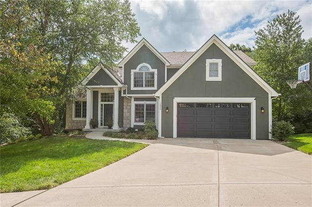 13955 NW 62ND Court, Parkville, MO 64152 (#2139707) :: Kansas City Homes