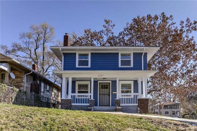 4147 Bellefontaine Avenue, Kansas City, MO 64130 (#2140158) :: Edie Waters Network