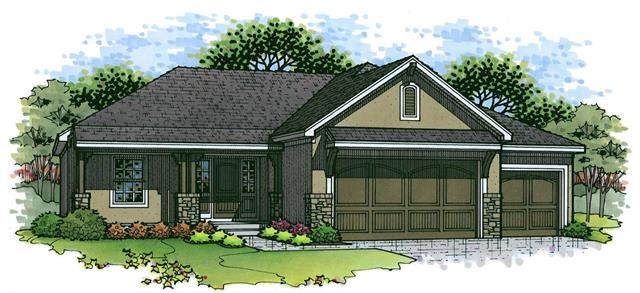 21207 W 190 Terrace, Spring Hill, KS 66083 (#2140375) :: House of Couse Group