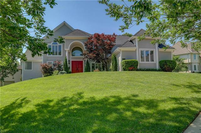 13200 Woodson Street, Overland Park, KS 66209 (#2140480) :: House of Couse Group
