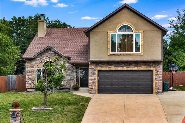 413 NW Eastwood Drive, Blue Springs, MO 64014 (#2140503) :: Team Real Estate