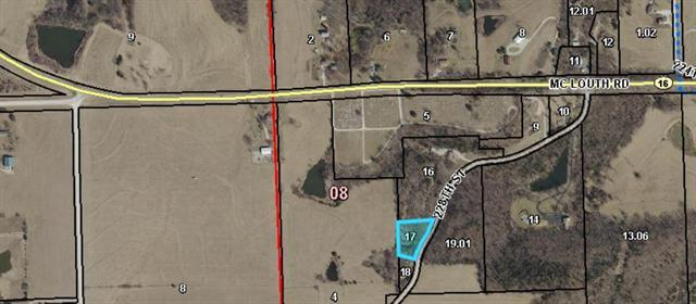 00000 228th Street, Tonganoxie, KS 66086 (#2140619) :: No Borders Real Estate