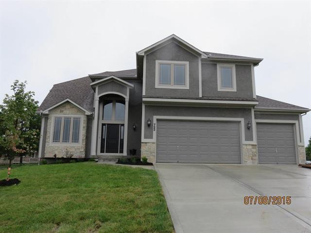 808 S Franklin Street, Raymore, MO 64083 (#2140732) :: No Borders Real Estate