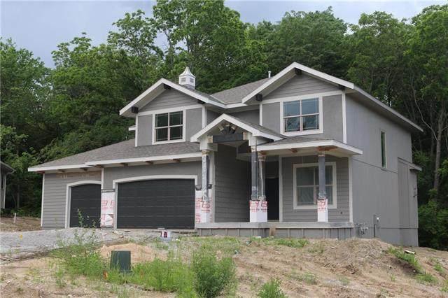 377 S Overlook Street, Olathe, KS 66061 (#2140777) :: Eric Craig Real Estate Team