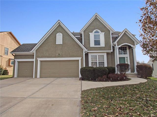 5807 W 154th Street, Overland Park, KS 66223 (#2141065) :: No Borders Real Estate