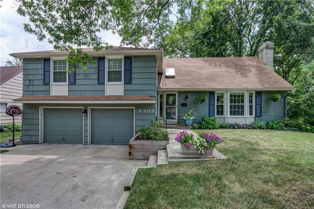 4309 W 63rd Street, Prairie Village, KS 66208 (#2141209) :: The Shannon Lyon Group - ReeceNichols
