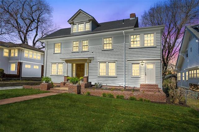 10 W Concord Avenue, Kansas City, MO 64112 (#2141221) :: No Borders Real Estate