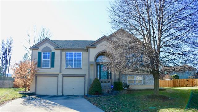 2509 SE Winchester Drive, Lee's Summit, MO 64063 (#2141372) :: Team Real Estate