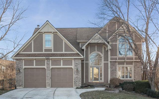 2339 W Johnston Street, Olathe, KS 66061 (#2141550) :: The Shannon Lyon Group - ReeceNichols