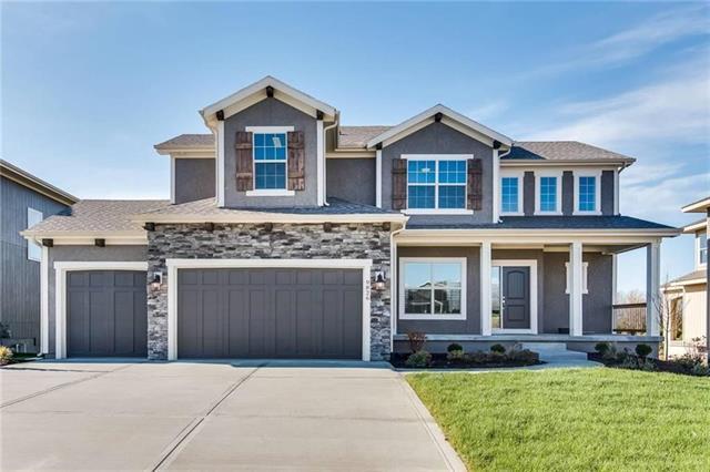 420 SE Ripple Drive, Lee's Summit, MO 64063 (#2141611) :: Team Real Estate