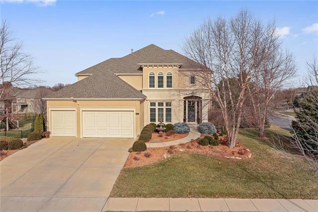 9302 W 155th Terrace, Overland Park, KS 66221 (#2141613) :: Team Real Estate