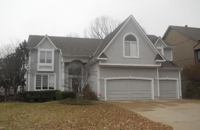 7701 W 143RD Place, Overland Park, KS 66223 (#2141641) :: Team Real Estate