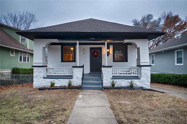 836 E 72nd Street, Kansas City, MO 64132 (#2141678) :: Team Real Estate