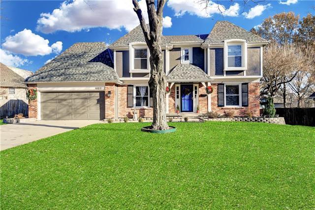 10231 Goddard Street, Overland Park, KS 66214 (#2141735) :: No Borders Real Estate