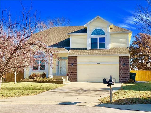 1804 W Loula Court, Olathe, KS 66061 (#2141739) :: The Shannon Lyon Group - ReeceNichols