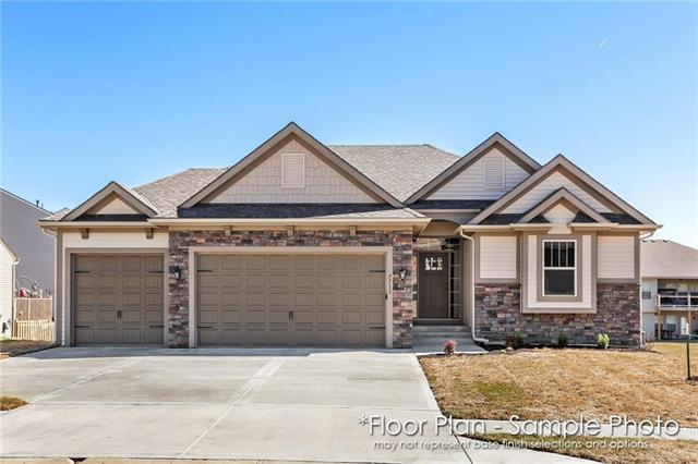 10564 N Randolph Avenue, Kansas City, MO 64157 (#2141761) :: No Borders Real Estate