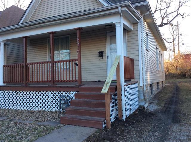 3410 Forest Avenue, Kansas City, MO 64110 (#2141787) :: Kedish Realty Group at Keller Williams Realty