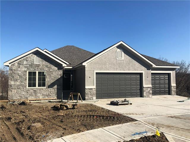 20808 E 50th Ter Court South N/A, Independence, MO 64015 (#2141907) :: Edie Waters Network