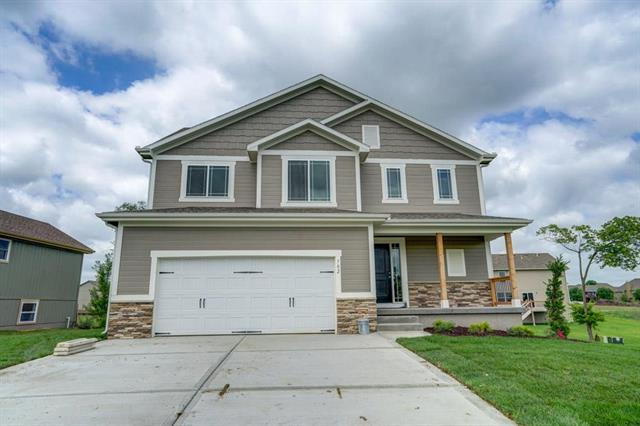 108 SW Wind Garden Circle, Blue Springs, MO 64064 (#2142639) :: No Borders Real Estate