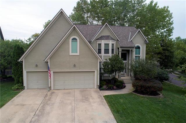 12700 Connell Street, Overland Park, KS 66213 (#2142772) :: Edie Waters Network