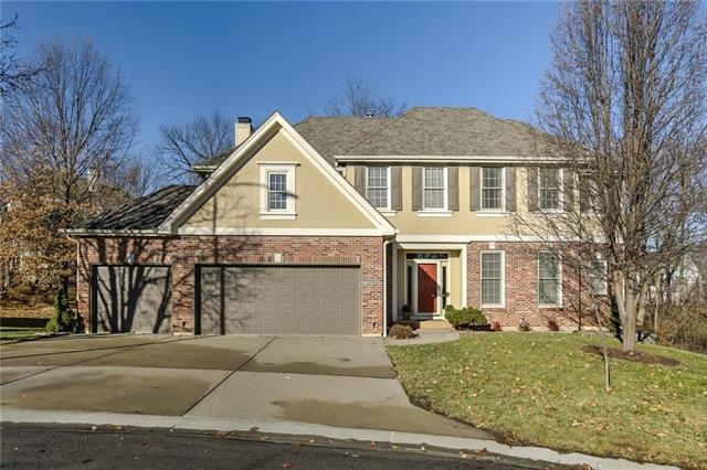 5906 Woodfield Court, Parkville, MO 64152 (#2143002) :: The Gunselman Team