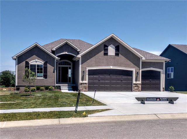13301 W 182nd Street, Overland Park, KS 66083 (#2143271) :: House of Couse Group