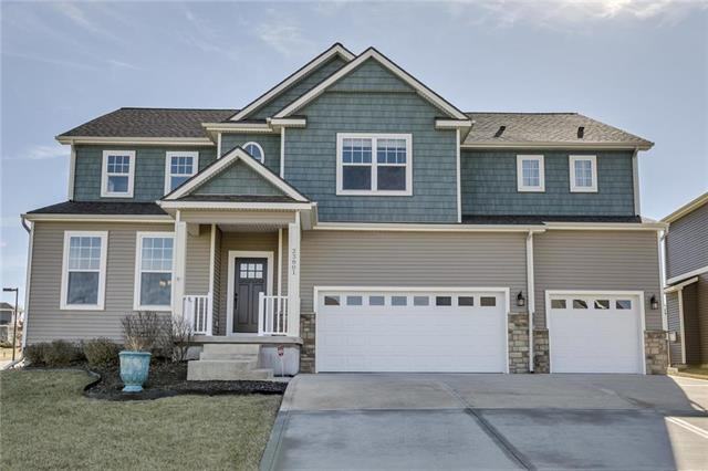 23801 W 92ND Terrace, Lenexa, KS 66227 (#2143397) :: The Shannon Lyon Group - ReeceNichols
