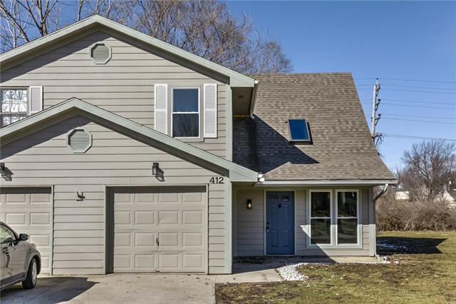 412 Spring Avenue, Liberty, MO 64068 (#2143541) :: Eric Craig Real Estate Team