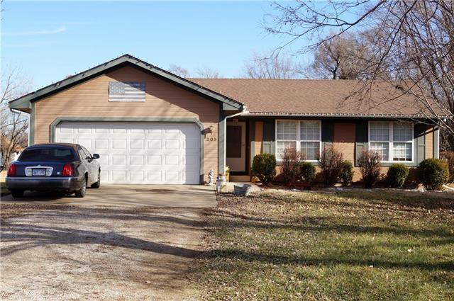 205 N Kallock Street, Richmond, KS 66080 (#2143584) :: No Borders Real Estate