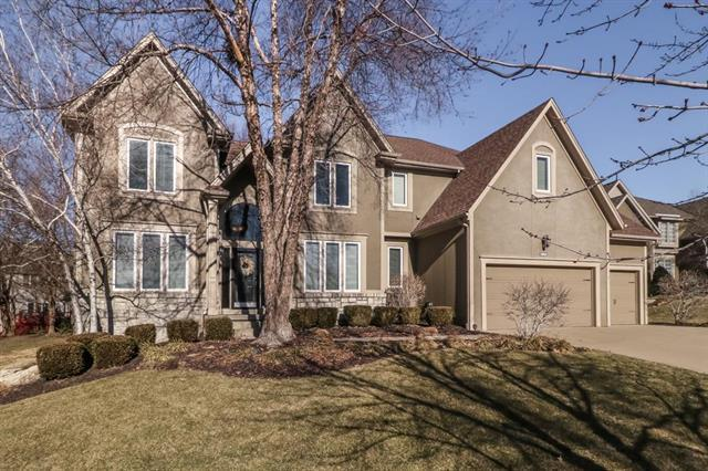 13212 W 129th Terrace, Overland Park, KS 66213 (#2143692) :: House of Couse Group