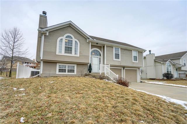 202 Hampton Drive, Smithville, MO 64089 (#2143746) :: Kansas City Homes