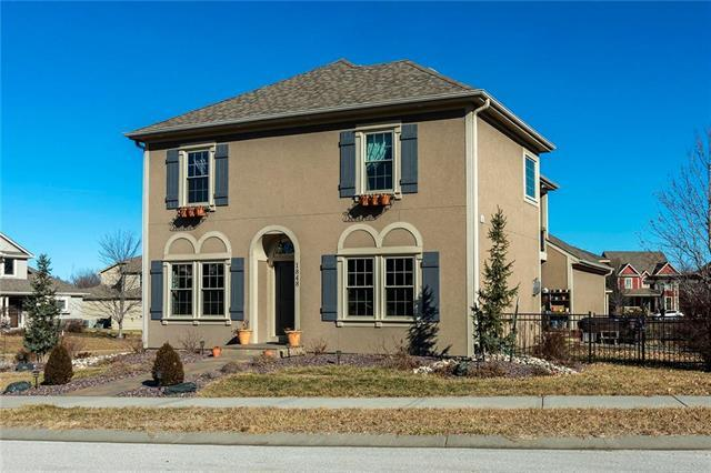 1848 SW Sage Canyon Road, Lee's Summit, MO 64082 (#2143775) :: No Borders Real Estate