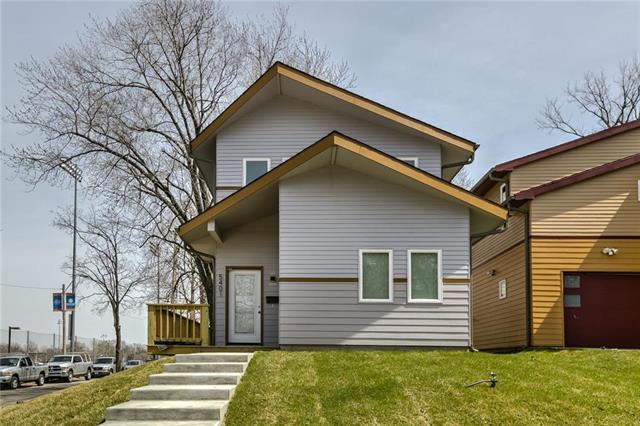 5401 Tracy Avenue, Kansas City, MO 64110 (#2144113) :: No Borders Real Estate