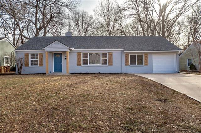 7701 Booth Street, Prairie Village, KS 66208 (#2144562) :: House of Couse Group