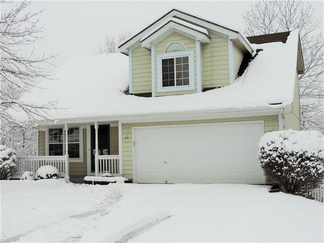 1495 NW Yankee Drive, Blue Springs, MO 64015 (#2144579) :: No Borders Real Estate
