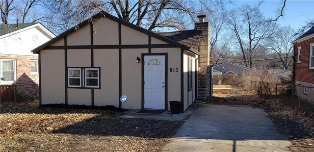813 S Hardy Avenue, Independence, MO 64053 (#2144817) :: No Borders Real Estate