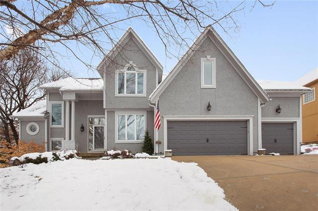 12519 Bradshaw Street, Overland Park, KS 66213 (#2144842) :: House of Couse Group