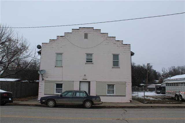 324 Riley Street, Easton, KS 66020 (#2144968) :: The Gunselman Team