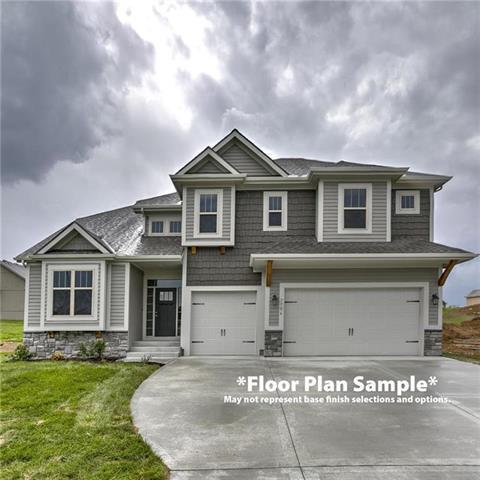 10532 N Randolph Avenue, Kansas City, MO 64157 (#2144986) :: No Borders Real Estate