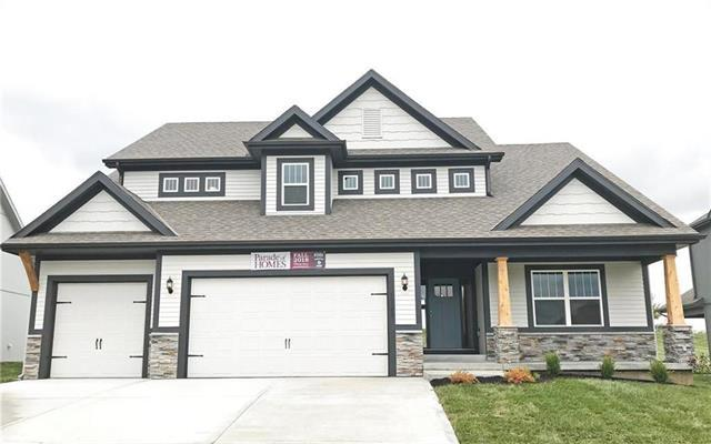 10548 N Randolph Avenue, Kansas City, MO 64157 (#2144991) :: Dani Beyer Real Estate