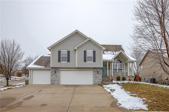10936 N Oxford Avenue, Kansas City, MO 64157 (#2145016) :: Dani Beyer Real Estate